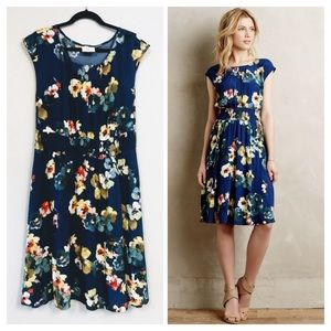 Fits XL/14 🌼 Anthro—Maeve Evaline Dress